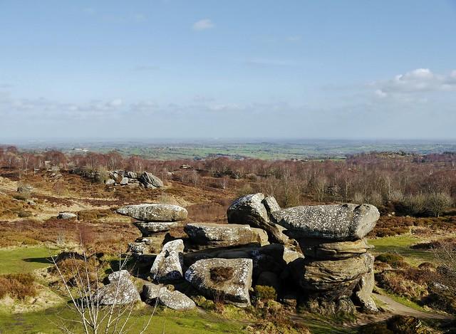 Blacksmith's Anvil (Brimham Rocks,) Nidderdale