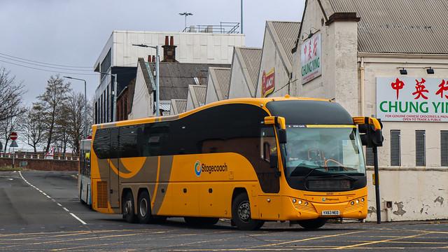 54141 YX63NEO Stagecoach Fife