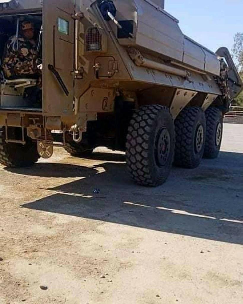 الصناعة العسكرية الجزائرية ... مدرعات ( فوكس 2 ) - صفحة 10 51111353571_f03ffa609a_b
