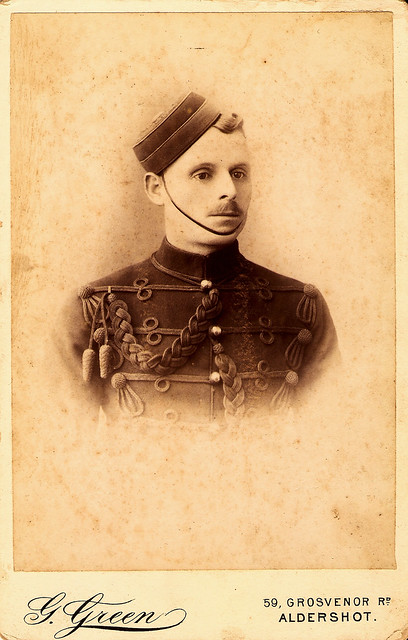 11th (Prince Albert's Own) Hussars - 21CF