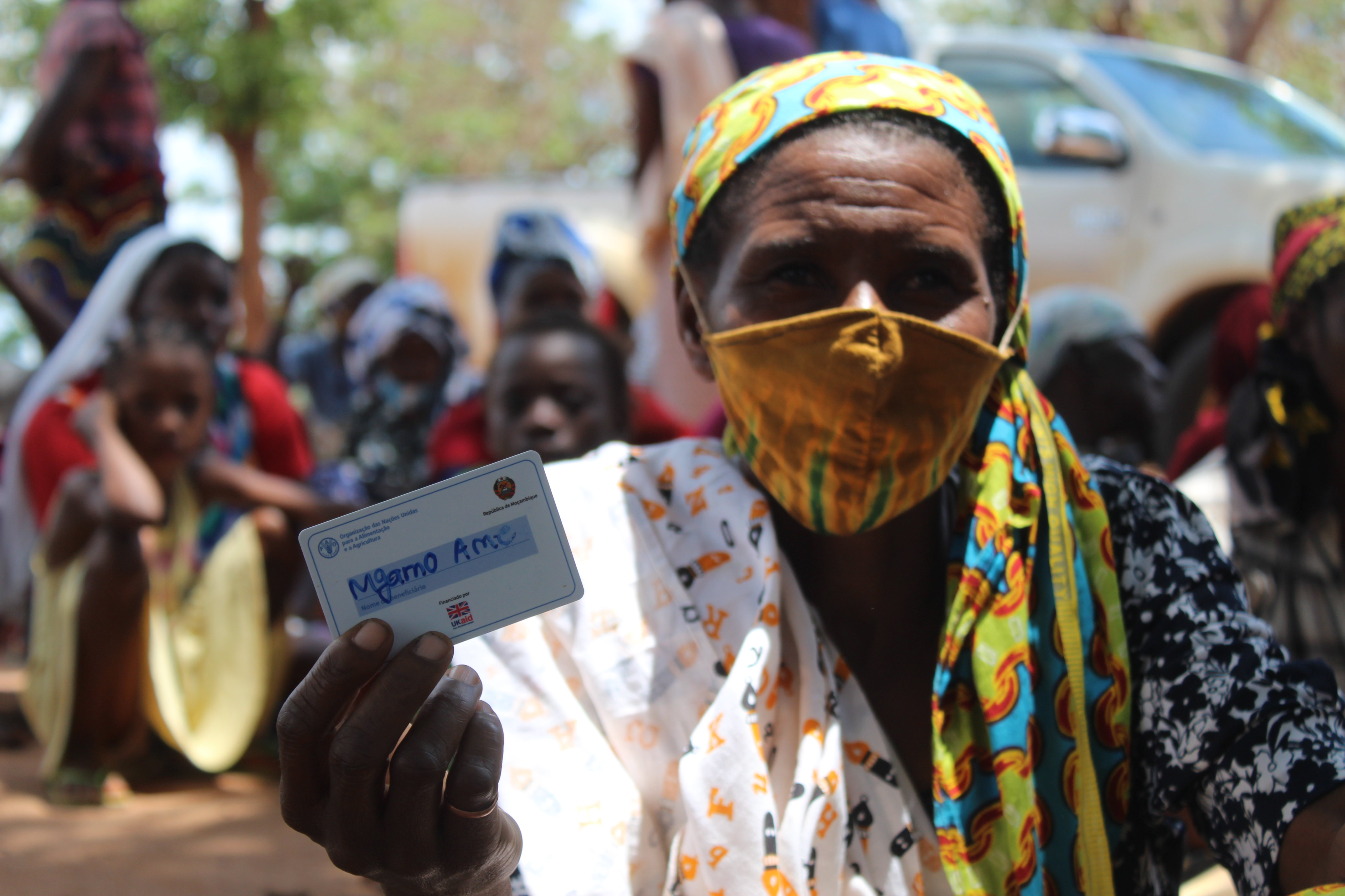 Livelihoods assistance to displaced people and host communities in Cabo Delgado - Mozambique