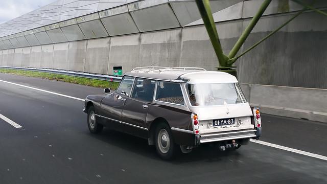 Citroën ID 20 F Break Luxe