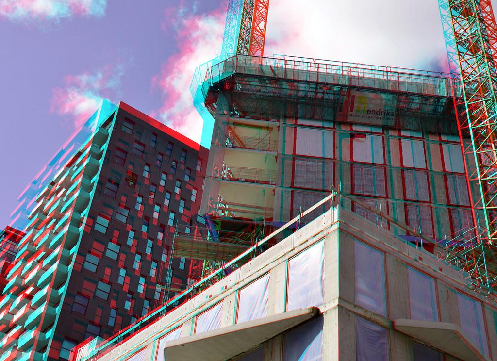 CasaNova april 2021 Wijnhaven Rotterdam 3D