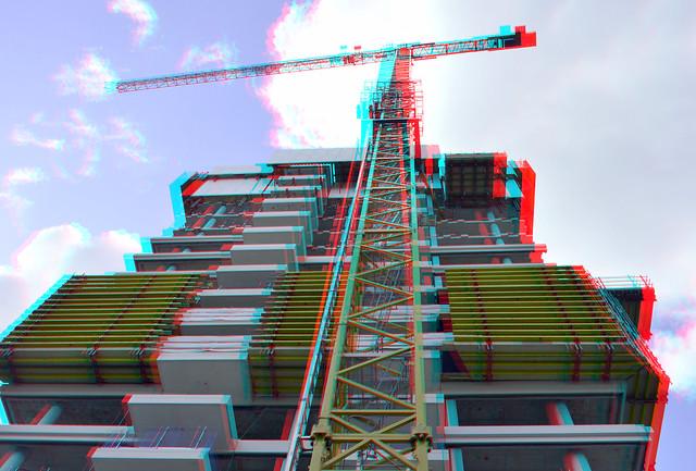 Torenkraan Cooltower Rotterdam 3D
