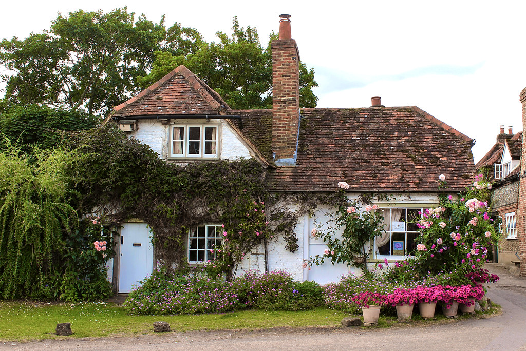 White Cottage *