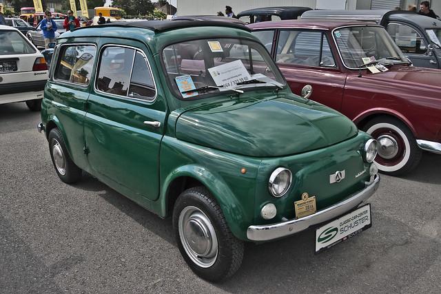 Autobianchi Giardiniera 1971 (5172)