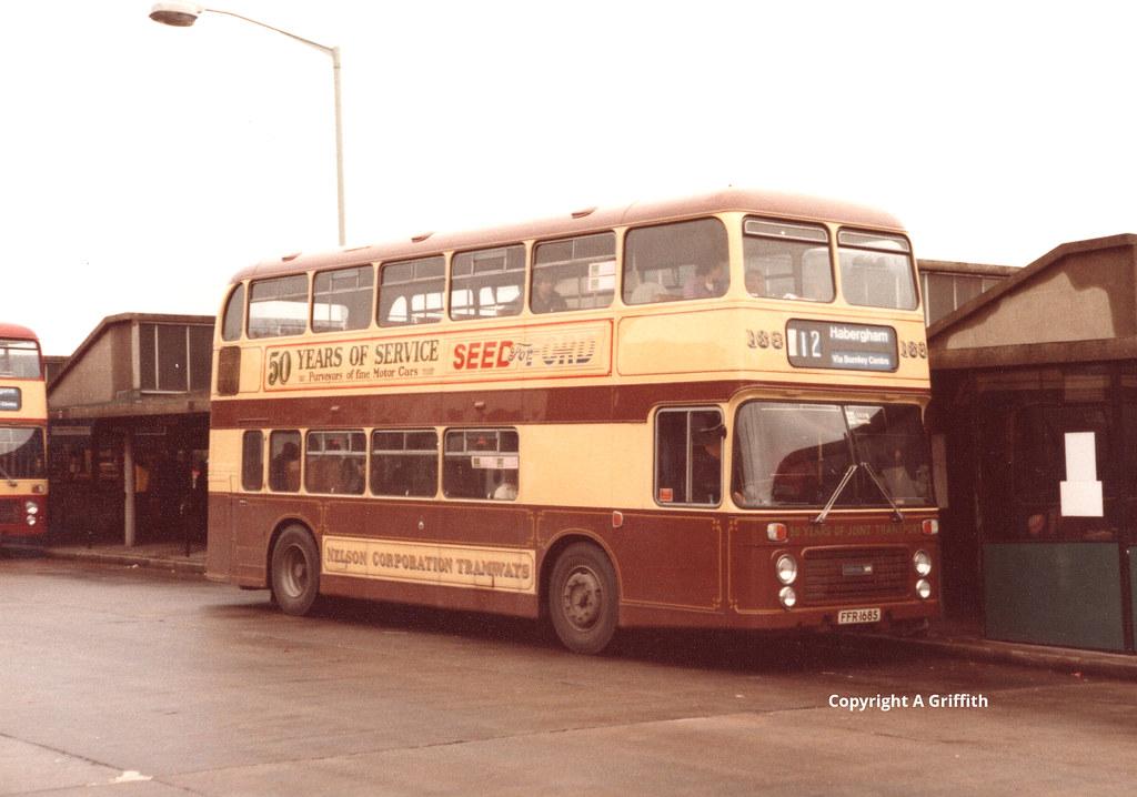 Burnley & Pendle 168 Burnley 1983