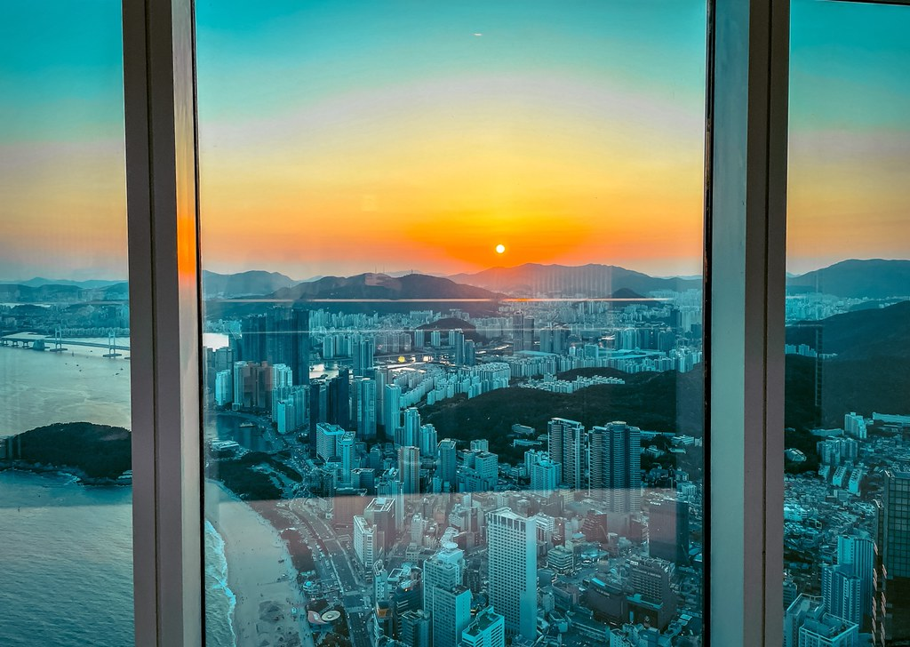 Busan X the Sky LCT | Things to do in Busan