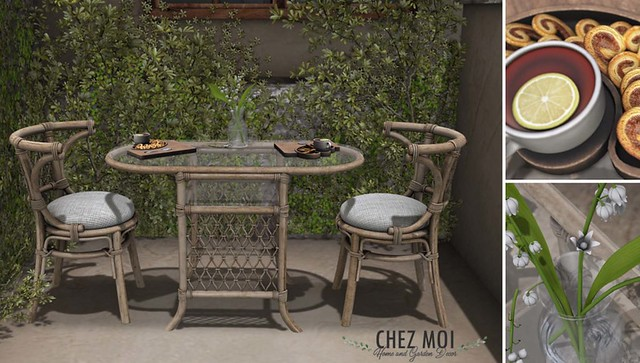 ⭐️ CHEZ MOI Tribe Breakfast Set – NEW DECOR ⭐️