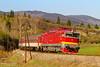 750.300 ZSSK, R 810 Horehronec, Polomka - Bacúch (Slovakia)