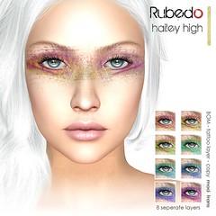Rubedo hailey-high
