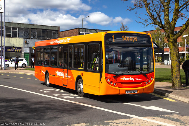 Transdev Burnley | 1202