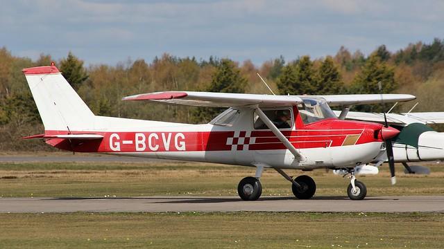 G-BCVG Reims-Cessna FRA150L
