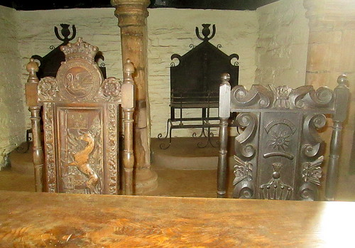 Furniture, Doune Castle