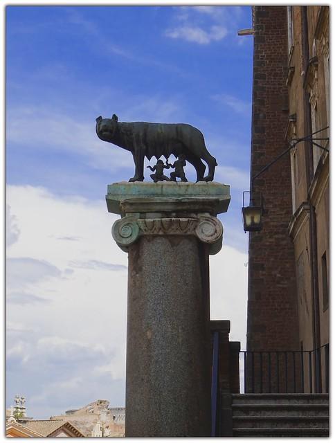 La lupa_il simbolo di Roma