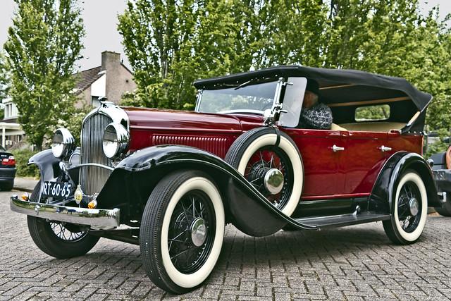 Plymouth PA Phaeton 1931 (7829)