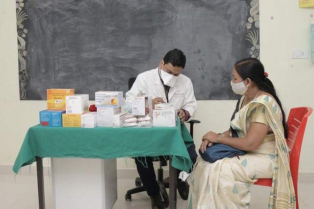 Outreach Health Program for Teachers