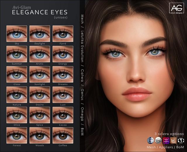 AG. Elegance Eyes