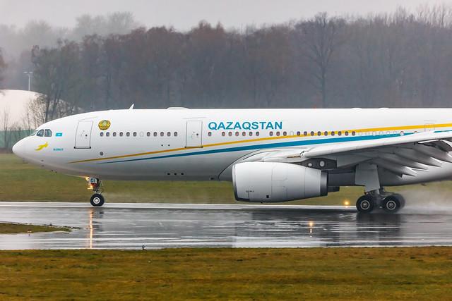 Hamburg Airport: Kazakhstan Government |  Airbus A330-243 A332 | UP-A3001 | MSN 0863