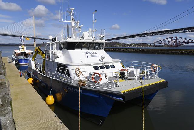 Offshore Sensor - Port Edgar- 11-04-21