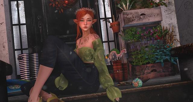 Urban Garden Fairy.