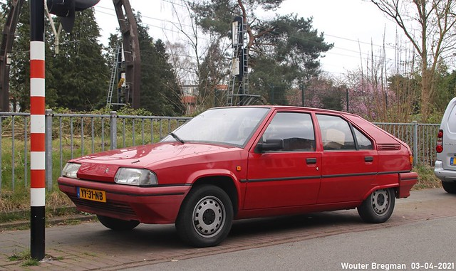 Citroën BX 14 1990