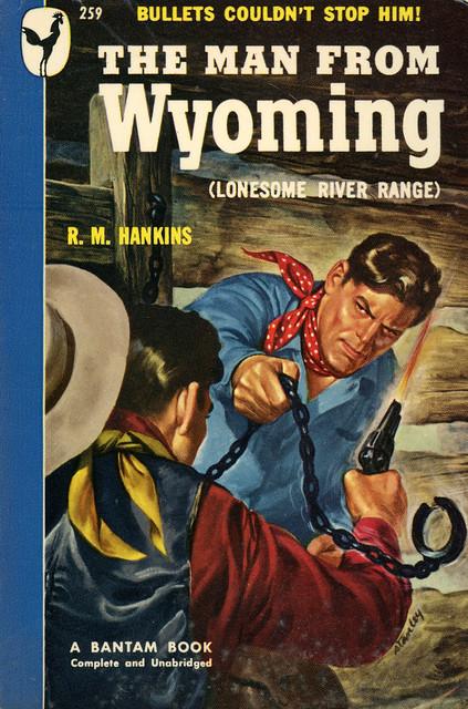 Bantam Books 259 - R.M. Hankins - The Man from Wyoming