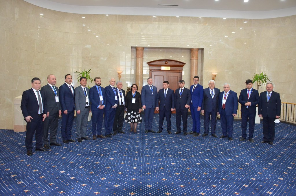 08-13.04.2021 Participarea deputaților Gaik Vartanean și Nichita Țurcan în Misiunea de observatori ai AIP CSI la referendumul din Kîrgîzstan