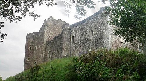 Doune Castle from Below