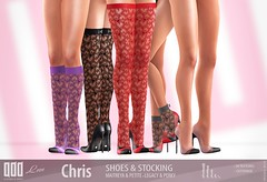 New release - [ADD] Chris Shoes Stockings