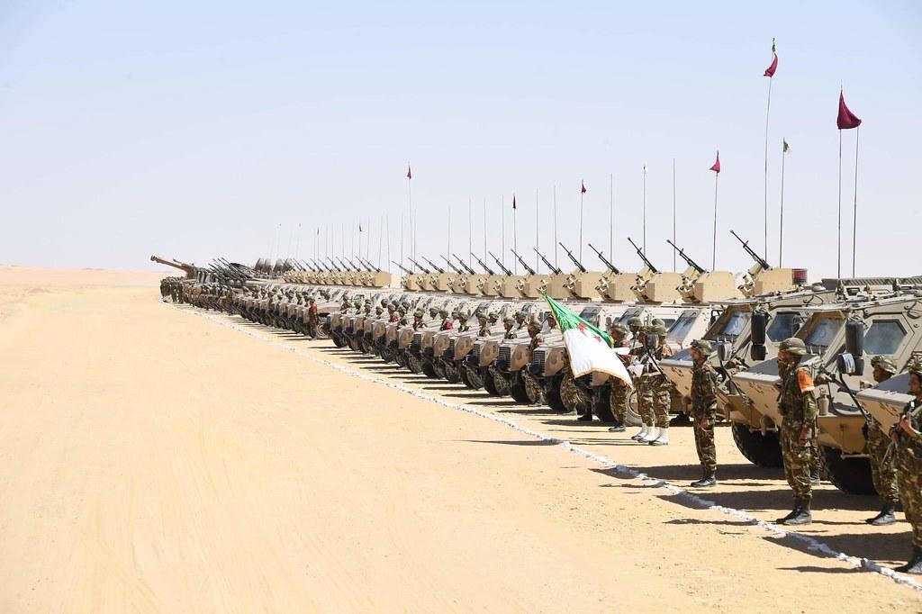 الصناعة العسكرية الجزائرية عربات Nimr(نمر)  - صفحة 13 51112017905_fc19e39bc1_b