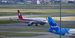 Sichuan Airlines Airbus A320neo (F-WWDX B-321D MSN10368) (12/04/2021)