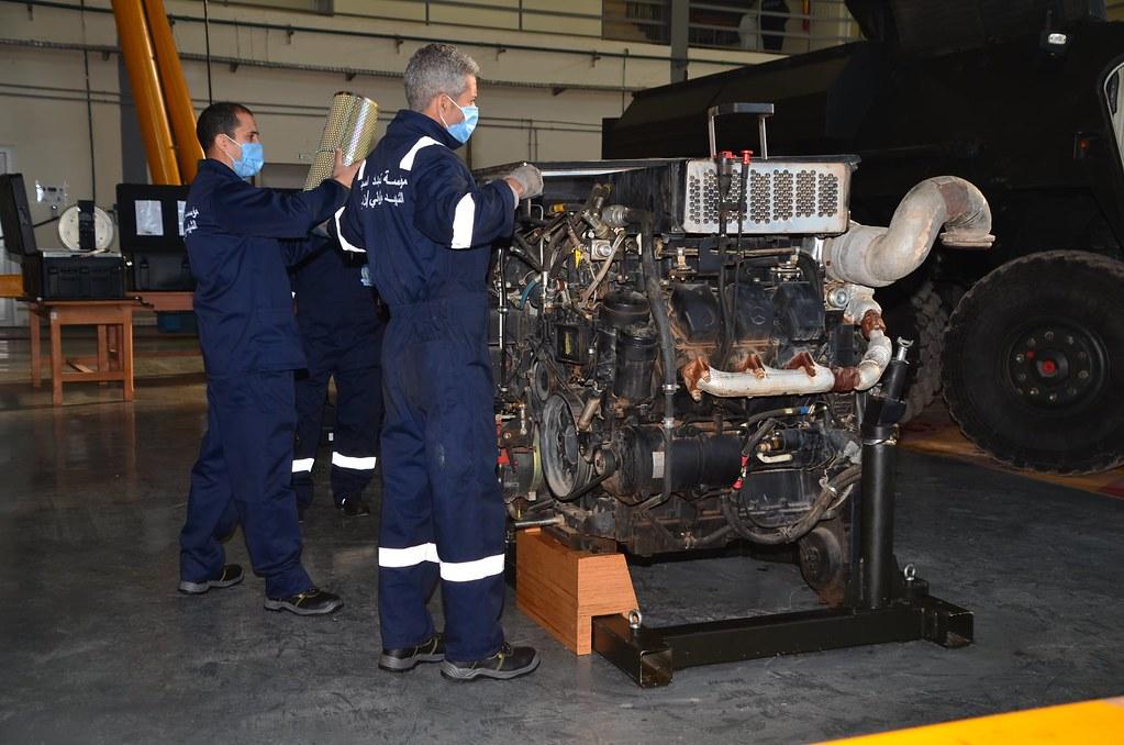 الصناعة العسكرية الجزائرية ... مدرعات ( فوكس 2 ) - صفحة 10 51112134650_62b9465e50_b