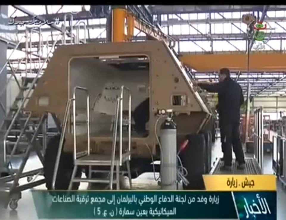 الصناعة العسكرية الجزائرية ... مدرعات ( فوكس 2 ) - صفحة 10 51112135240_b37f44905f_b