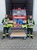 12.04.2021 Spendenaktionen für die Feuerwehr