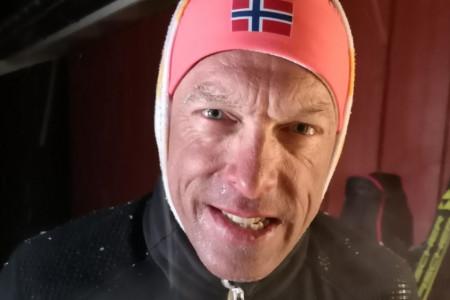 Aukland opět řádí - neuvěřitelných 700 km na běžkách za 41 hodin!!!