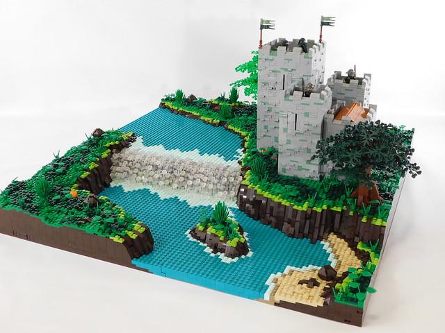 Teal River Fortess