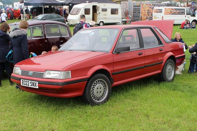 019 Austin Montego 1.6L (1985) B 322 SNX