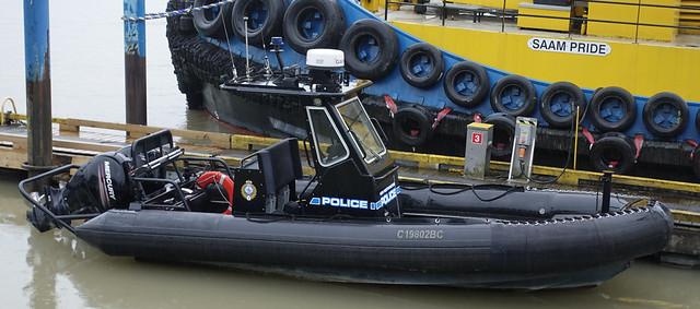 Police vessel