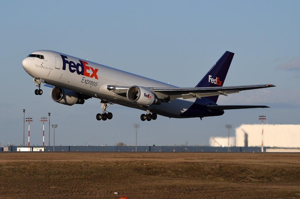 Fedex B763 N271FE