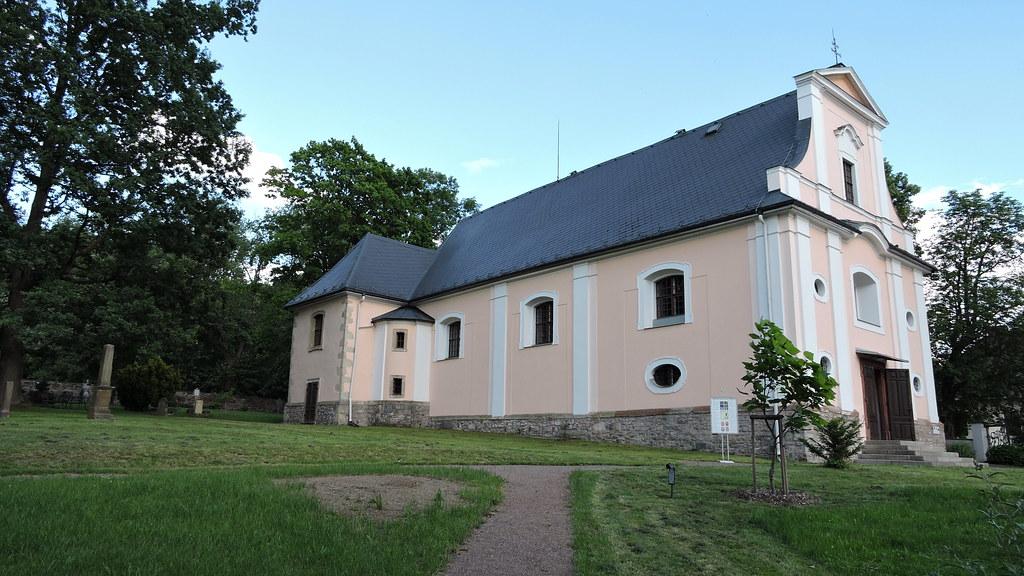 2020-07-06 Church in Hronov