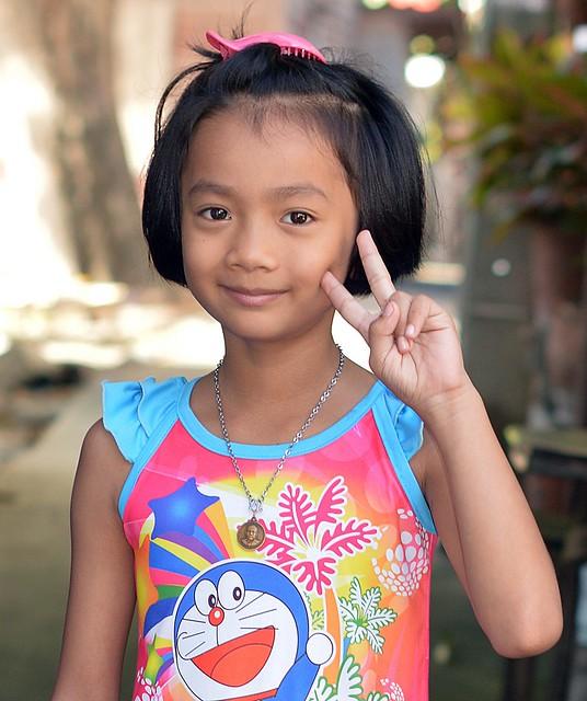 cute doraemon girl