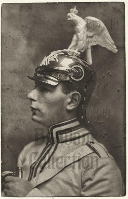 Prussian Garde-Kürassier One-Year Volunteer