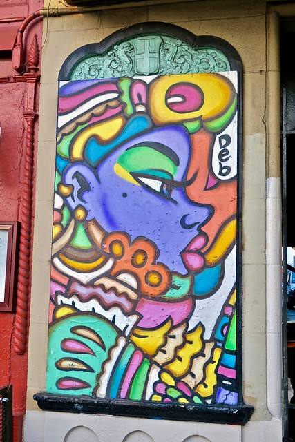 Deb, San Francisco, CA