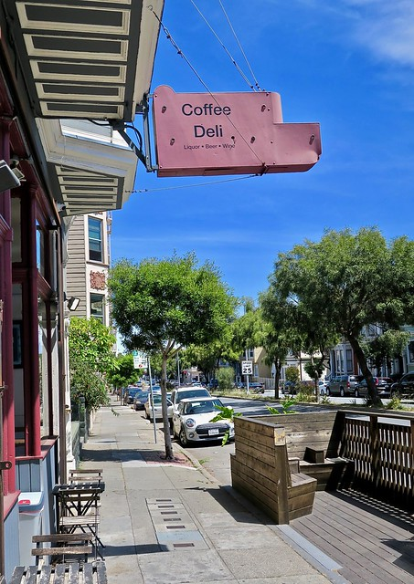 Coffee Deli, San Francisco, CA