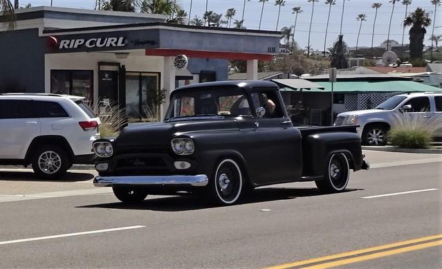 1958 gmc pickup i think