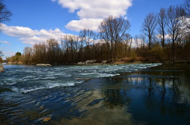 Dietersheim - Artificial Isar Rapids