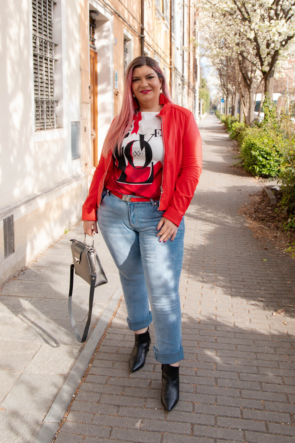 outfit casual sportivo Exsy curvy plus size (6)