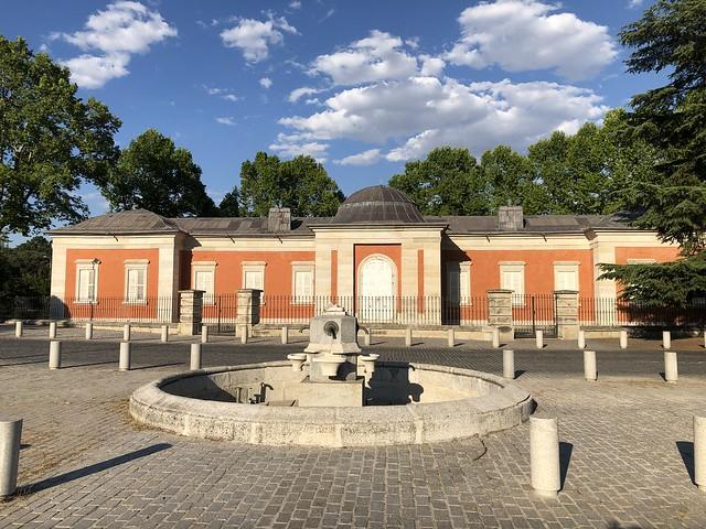 Casita del Príncipe en El Pardo (Madrid)