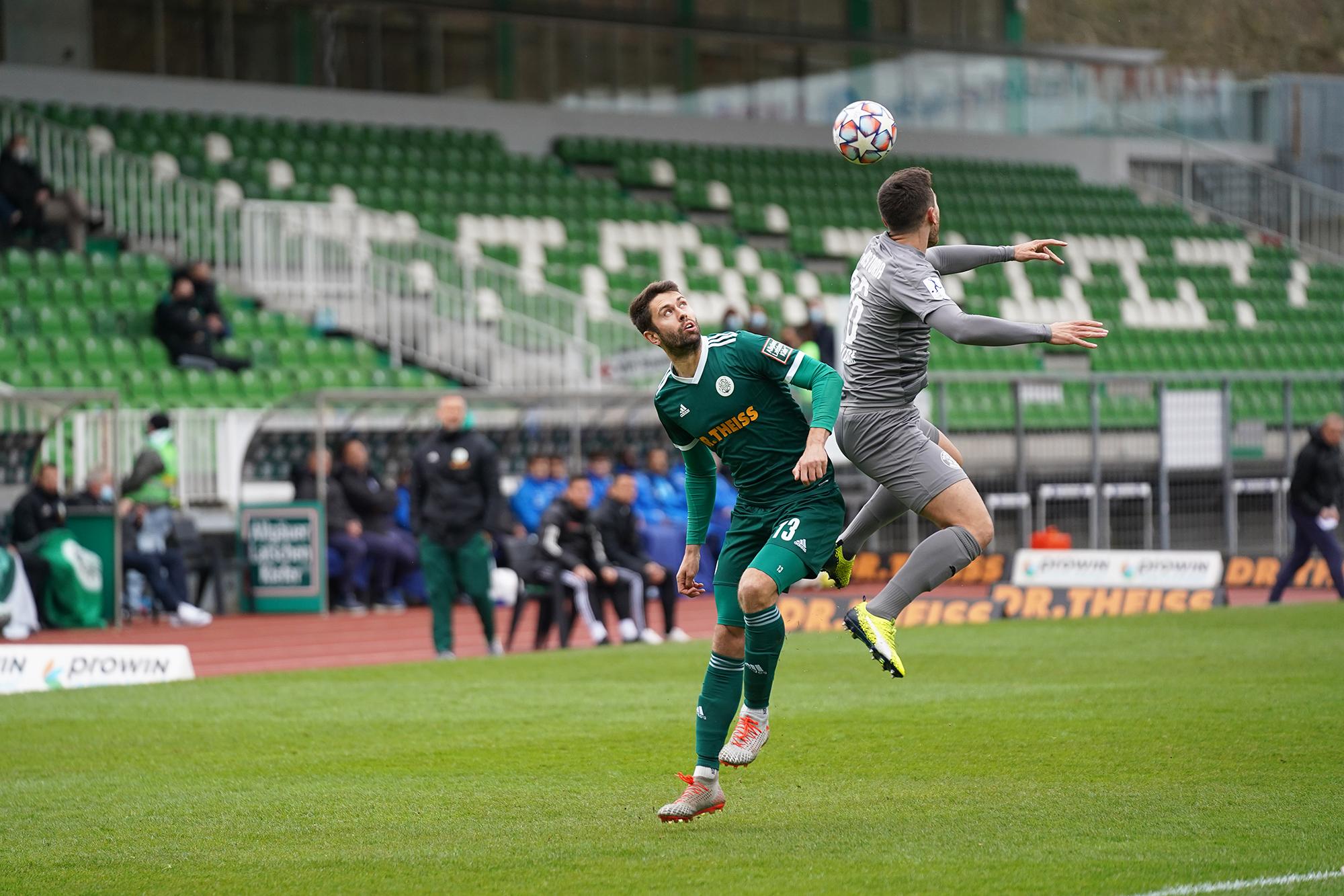 10.04.2021   Saison 2020/21   FC 08 Homburg   FC-Astoria Walldorf